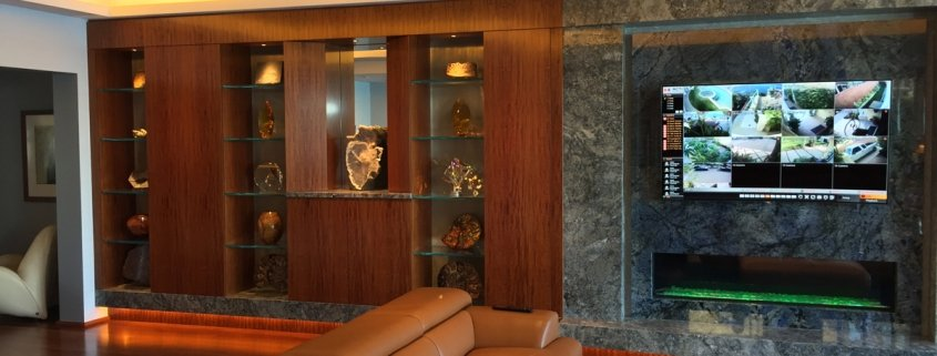 Coronado soffit lighting for smart home