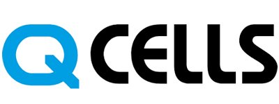 solar panel manufacturer logo of QCells